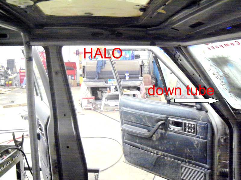 Custom Jeep Roll Cage Jeep Cherokee Roll Cage